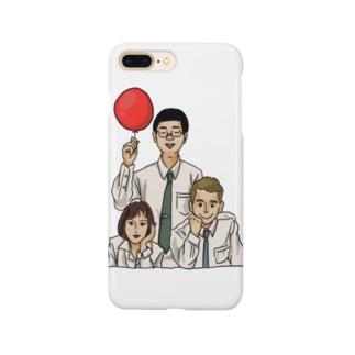 ロシアへの道 Smartphone cases