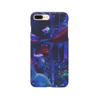 あの日見た金魚ちゃん Smartphone cases