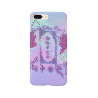 加藤亮の電脳千ャ人ナパト口ーノレ Smartphone cases