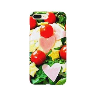 サラダタベヨ Smartphone cases