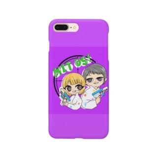 スマホケース(痣色) Smartphone cases