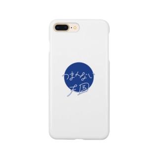 つまんない天国  Smartphone cases
