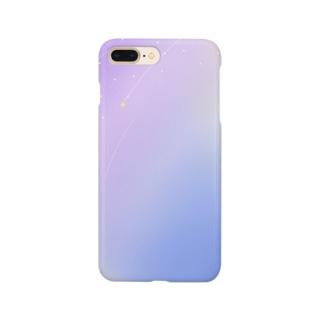 星の降る夜 Smartphone cases
