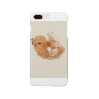 すってんころりん Smartphone cases