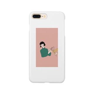 年下の男の子 Smartphone cases