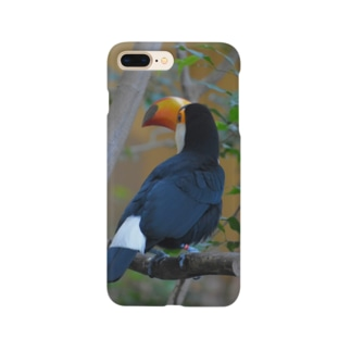 オオハシさん Smartphone cases