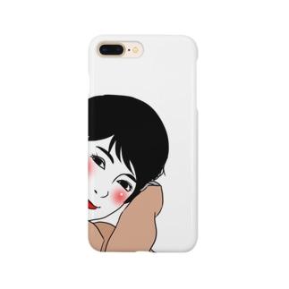 萌え袖アラサーさん Smartphone cases