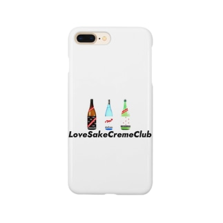 LSCCオリジナル Smartphone cases