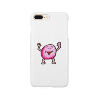 テッテレー♪ Smartphone cases