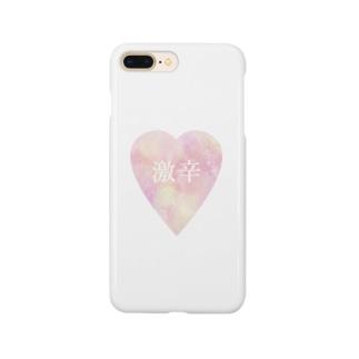 ユメカワ激辛アイテム Smartphone cases