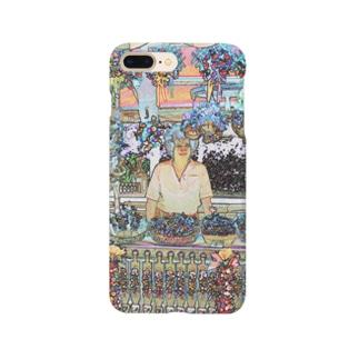 CG絵画:土産物店 CG art: Souvenier shop Smartphone cases