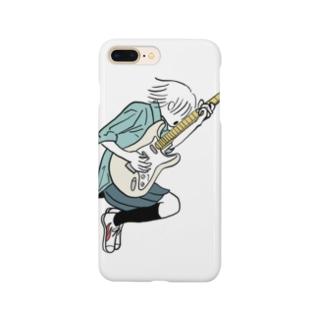 葵 ライブ ギター Smartphone cases