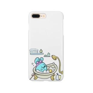 ねずみを洗え Smartphone cases