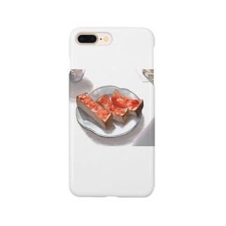 揺蕩う朝 Smartphone cases
