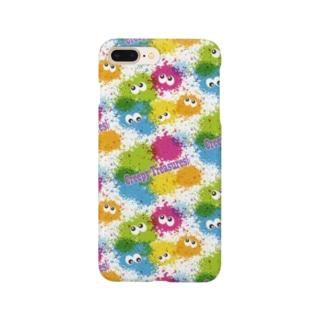 INK☆MONSTER Smartphone cases