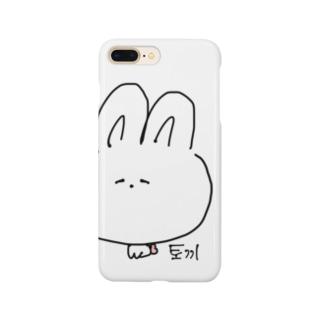 ドキドキ토끼 Smartphone cases