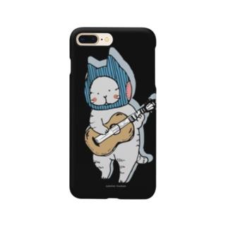 ギターねこ Smartphone cases
