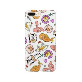からかういきもの Smartphone cases
