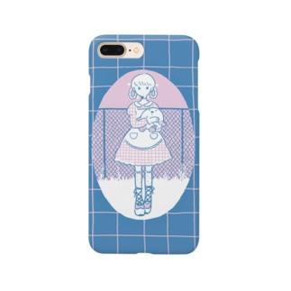 友達のいない女の子A Smartphone cases