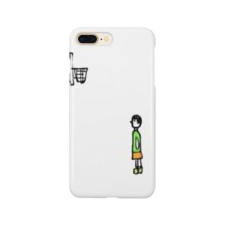 バスケスバ Smartphone cases