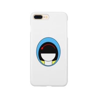 かぶりものシリーズ:白雪姫 Smartphone cases