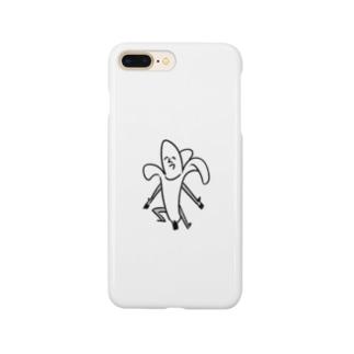 道化師バナナ Smartphone cases