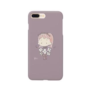 ゆるふわ女の子 Smartphone Case