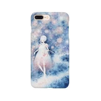 明日は桜の星が降る Smartphone Case