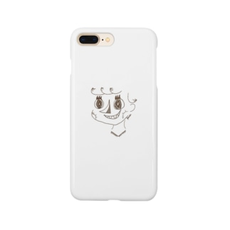 Woman. Smartphone cases