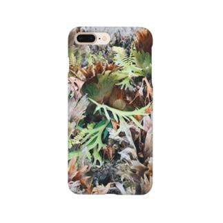 エキゾチック植物 Smartphone cases