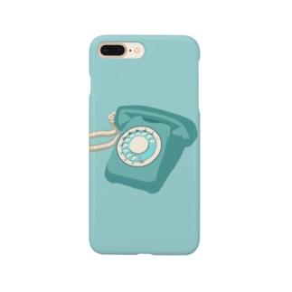 青電話 Smartphone cases