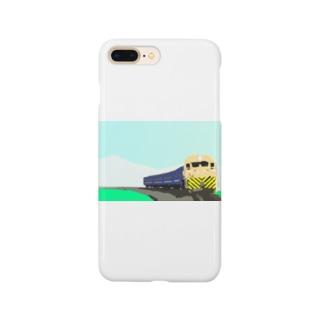 田園を走る Smartphone cases