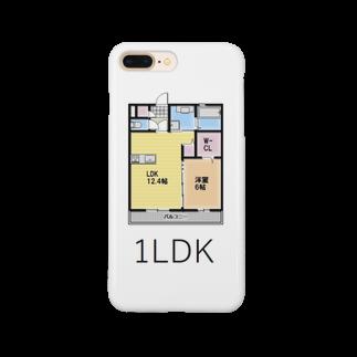 間取りマニアの間取りマニア Smartphone cases