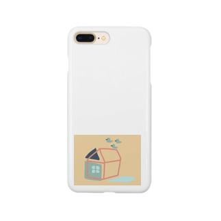 レトロハウス Smartphone cases