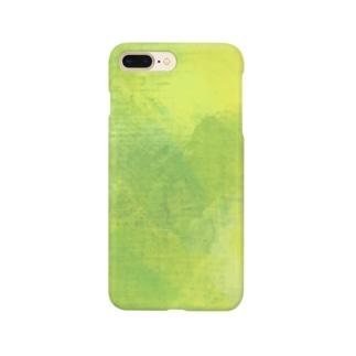 油絵「木漏れ陽」 Smartphone Case