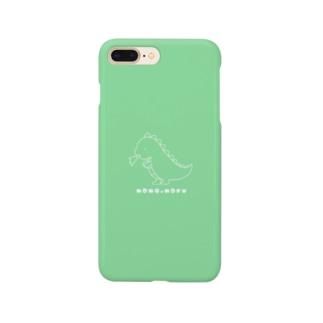 恐竜くんといっしょ Smartphone cases