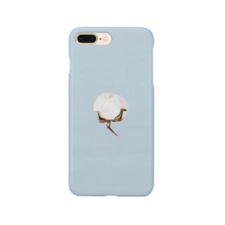 綿花 Smartphone cases