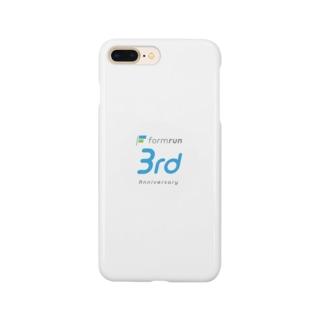 formrun3周年記念スマホケース Smartphone cases