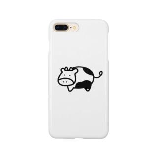 うしさん Smartphone cases