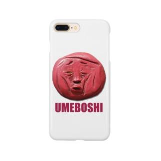 UMEBOSHI 梅干しさん Smartphone cases
