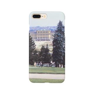 オーストリア:シェーンブルン宮殿 Austria: Schloss Schönbrunn / Wien Smartphone cases