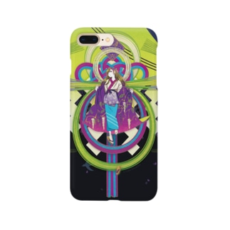 ULIの二季草 Smartphone cases