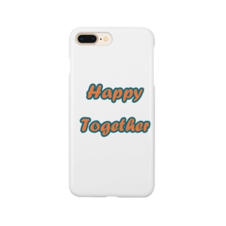 Happy Together Smartphone cases