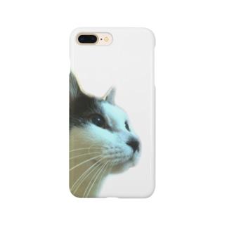 わがはいは猫であるぞ。 Smartphone cases