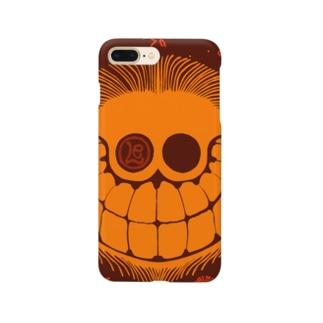 メネアのライオン Smartphone cases