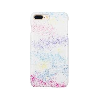 スプラッシュ #002 Smartphone cases