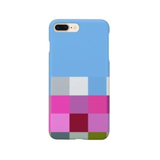色彩採集 コスモス #003 Smartphone cases