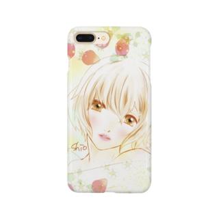 いちご女子 Smartphone cases