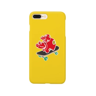 Akabeko Smartphone Case Smartphone cases