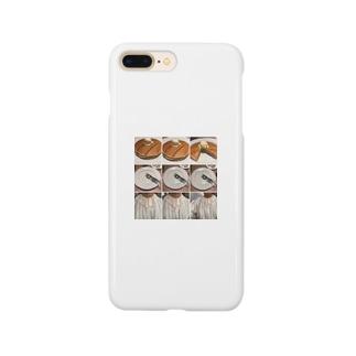 ほっとけーきとふりふり Smartphone cases